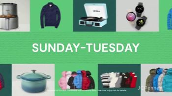JCPenney Cyber Days TV Spot, 'JCPenney Home, Sleepwear and More' - Thumbnail 2