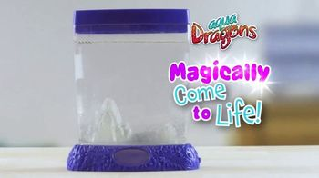 Aqua Dragons TV Spot, 'Create, Grow, Play: Free Magnifying Glass' - Thumbnail 4