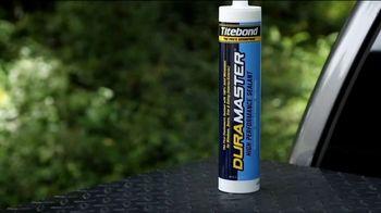 Titebond DuraMaster TV Spot, 'Building Materials Move. Your Sealant Should Too.' - Thumbnail 10