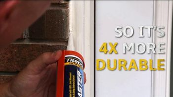 Titebond DuraMaster TV Spot, 'Building Materials Move. Your Sealant Should Too.' - Thumbnail 7
