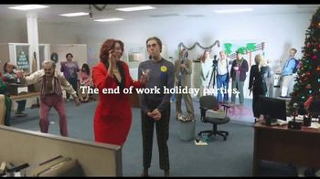 Miller Lite TV Spot, 'Farewell, Holiday Work Parties' Song by Andy Williams - Thumbnail 5