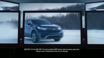 Happy Honda Days Sales Event TV Spot, \'Serious: CR-V and HR-V\' [T2]