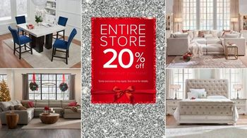 American Signature Furniture Black Friday Sale TV Spot, '20% Off Entire Store' - Thumbnail 2