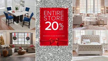 American Signature Furniture Black Friday Sale TV Spot, '20% Off Entire Store'