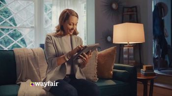 Wayfair TV Spot, 'Cyber Monday: Area Rugs, Living Room Seating and GE Appliances' - Thumbnail 1