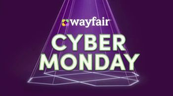 Wayfair TV Spot, 'Cyber Monday: Area Rugs, Living Room Seating and GE Appliances' - Thumbnail 3