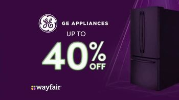 Wayfair TV Spot, 'Cyber Monday: Area Rugs, Living Room Seating and GE Appliances' - Thumbnail 4