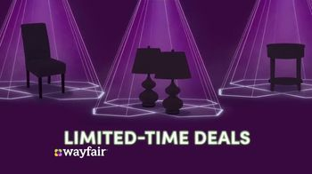 Wayfair TV Spot, 'Cyber Monday: Area Rugs, Living Room Seating and GE Appliances' - Thumbnail 5