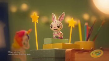 Crayola Scribble Scrubbie Pets TV Spot, 'So How's It Look?'