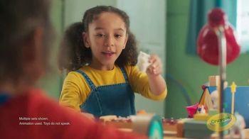 Crayola Scribble Scrubbie Pets TV Spot, 'So How's It Look?' - Thumbnail 6