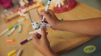 Crayola Scribble Scrubbie Pets TV Spot, 'So How's It Look?' - Thumbnail 7