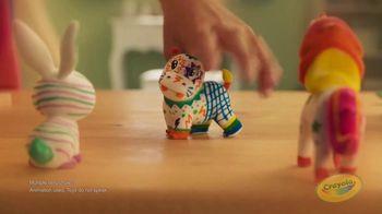 Crayola Scribble Scrubbie Pets TV Spot, 'So How's It Look?' - Thumbnail 8