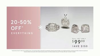 Kay Jewelers Black Friday Sale TV Spot, '20% to 50% Off Everything'