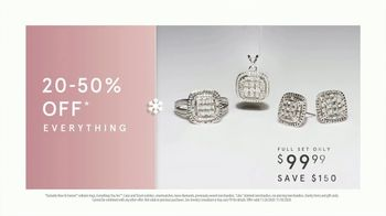 Kay Jewelers Black Friday Sale TV Spot, '20% to 50% Off Everything' - Thumbnail 2