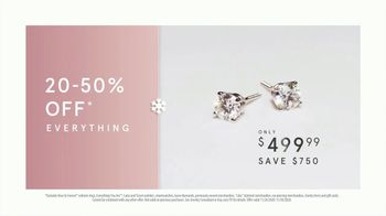 Kay Jewelers Black Friday Sale TV Spot, '20% to 50% Off Everything' - Thumbnail 4
