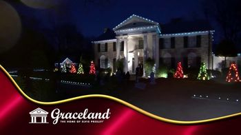 Graceland TV Spot, 'Experience Christmas at Graceland' - 1 commercial airings