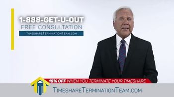 Timeshare Termination Team TV Spot, 'Dreaded Maintenance Fees'