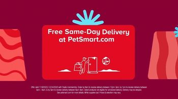 PetSmart TV Spot, 'Holidays: The Season of Spoiling: Free Same-Day Delivery' - Thumbnail 4