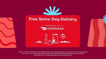 PetSmart TV Spot, 'Holidays: The Season of Spoiling: Free Same-Day Delivery' - Thumbnail 5
