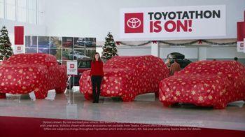 Toyota Toyotathon TV Spot, 'That's a Wrap' [T2] - Thumbnail 1
