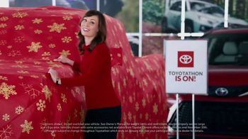 Toyota Toyotathon TV Spot, 'That's a Wrap' [T2] - Thumbnail 2