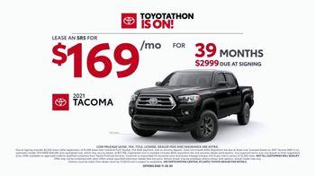 Toyota Toyotathon TV Spot, 'That's a Wrap' [T2] - Thumbnail 7