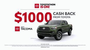Toyota Toyotathon TV Spot, 'That's a Wrap' [T2] - Thumbnail 8