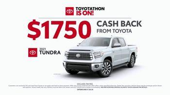 Toyota Toyotathon TV Spot, 'That's a Wrap' [T2] - Thumbnail 9