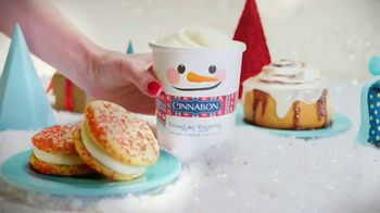 Cinnabon Signature Frosting TV Spot, 'Freeform: Tuning in With Frosting-Filled Baked Goods' - Thumbnail 8