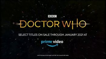 Amazon Prime Video TV Spot, 'Doctor Who' - Thumbnail 8