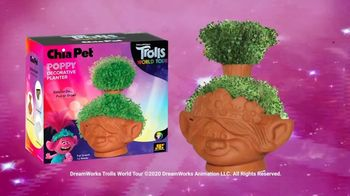 Chia Pet TV Spot, 'Richard Simmons, Bob Ross and Trolls' - Thumbnail 7