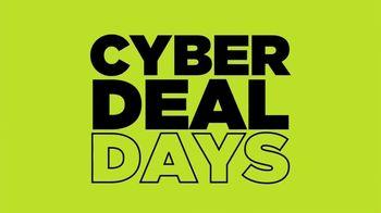 Kohl's Cyber Deal Days TV Spot, 'Sweaters, Shark Vacuums and Melissa & Doug Toys' - Thumbnail 1