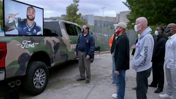 Ford TV Spot, 'Thanksgiving: Hurt' Featuring Dak Prescott [T1] - 2 commercial airings