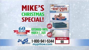My Pillow Christmas Special TV Spot, 'Morgan L.' - Thumbnail 7