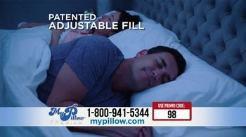 My Pillow Christmas Special TV Spot, 'Morgan L.' - Thumbnail 5