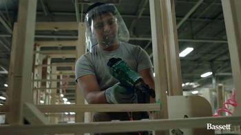 Bassett Black Friday Sale TV Spot, 'Our Makers'