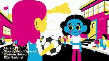 826 National TV Spot, 'Stop Bullying: Markia's Story'