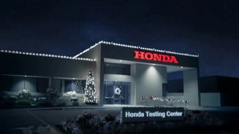 Happy Honda Days Sales Event TV Spot, 'Serious: Accord and Civic' [T2] - Thumbnail 2