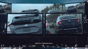 Happy Honda Days Sales Event TV Spot, 'Serious: Accord and Civic' [T2] - Thumbnail 4