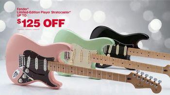 Guitar Center Biggest Sale of the Year TV Spot, 'Fender Guitars'
