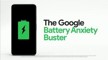 Google Pixel TV Spot, '5G Google Pixels: Battery Anxiety Buster' - Thumbnail 6