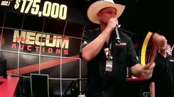 Mecum Auctions TV Spot, '2021 Kissimmee: Muscle Car City' - Thumbnail 9