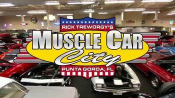 Mecum Auctions TV Spot, '2021 Kissimmee: Muscle Car City' - Thumbnail 8