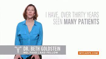 Carpe TV Spot, 'Dr. Beth Goldstein: 30 Years' - Thumbnail 1