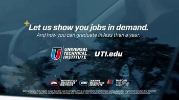 Universal Technical Institute TV Spot, 'Michael's Story' - Thumbnail 8
