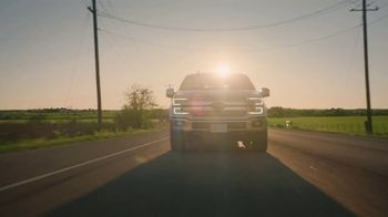 2020 Ford F-150 TV Spot, 'Georgia Bulldogs: Starting Quarterback' Featuring Kirby Smart [T2] - Thumbnail 1