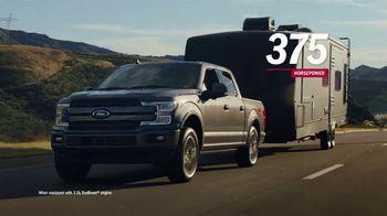 2020 Ford F-150 TV Spot, 'Georgia Bulldogs: Starting Quarterback' Featuring Kirby Smart [T2] - Thumbnail 3