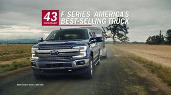 2020 Ford F-150 TV Spot, 'Georgia Bulldogs: Starting Quarterback' Featuring Kirby Smart [T2] - Thumbnail 5