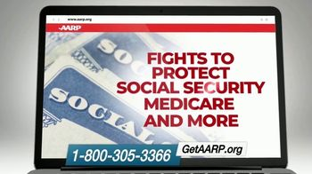 AARP Services, Inc. TV Spot, 'Never Been a Better Time: $1 for Three Months' - Thumbnail 7