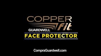 Copper Fit Guardwell Face Protector TV Spot, 'Más cómodo' [Spanish] - Thumbnail 8